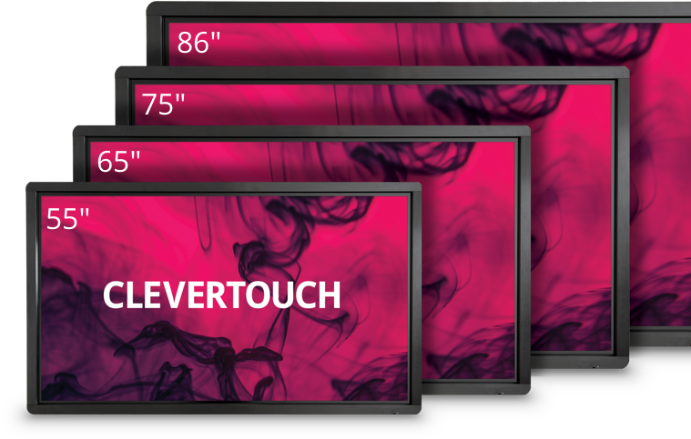 Clevertouch range image