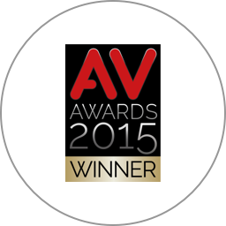 AV Awards 2015 Winner