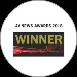 AV News Awards 2018 Winner