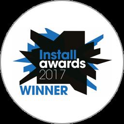 Install awards 2017 winner